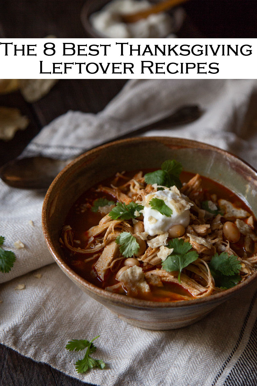 Best Thanksgiving Leftover Recipes. Delicious and easy idea for leftover turkey, leftover cranberry sauces, leftover pumpkin puree, and leftover roasted/baked sweet potatoes! #thanksgiving #blackfriday