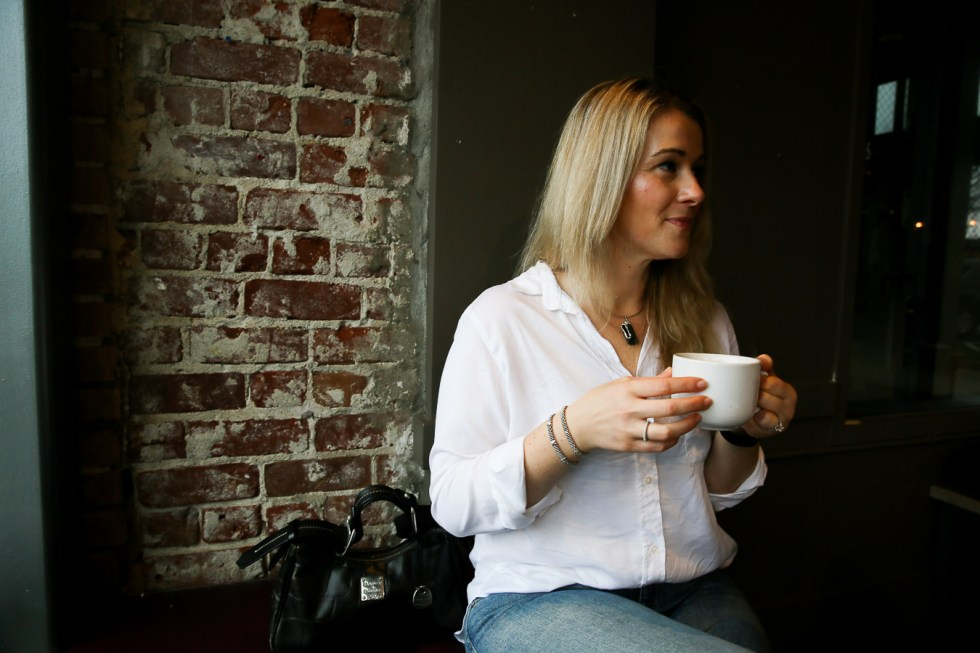 women's sustainable lifestyle website