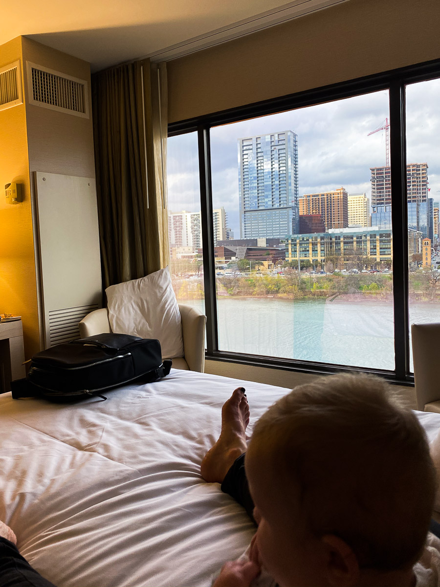 Traveling With Babies in Hotels