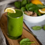 Ginger Spinach Smoothie