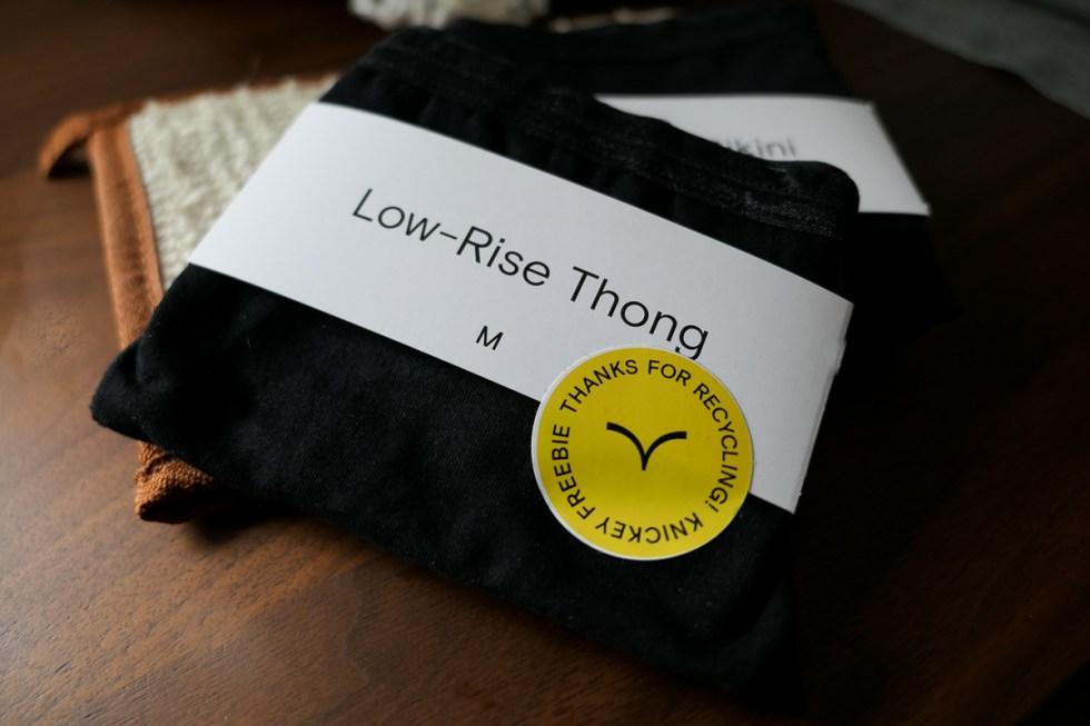 sustainable underwear brands - knickey, wama, pact - organic cotton undies and hemp underwear