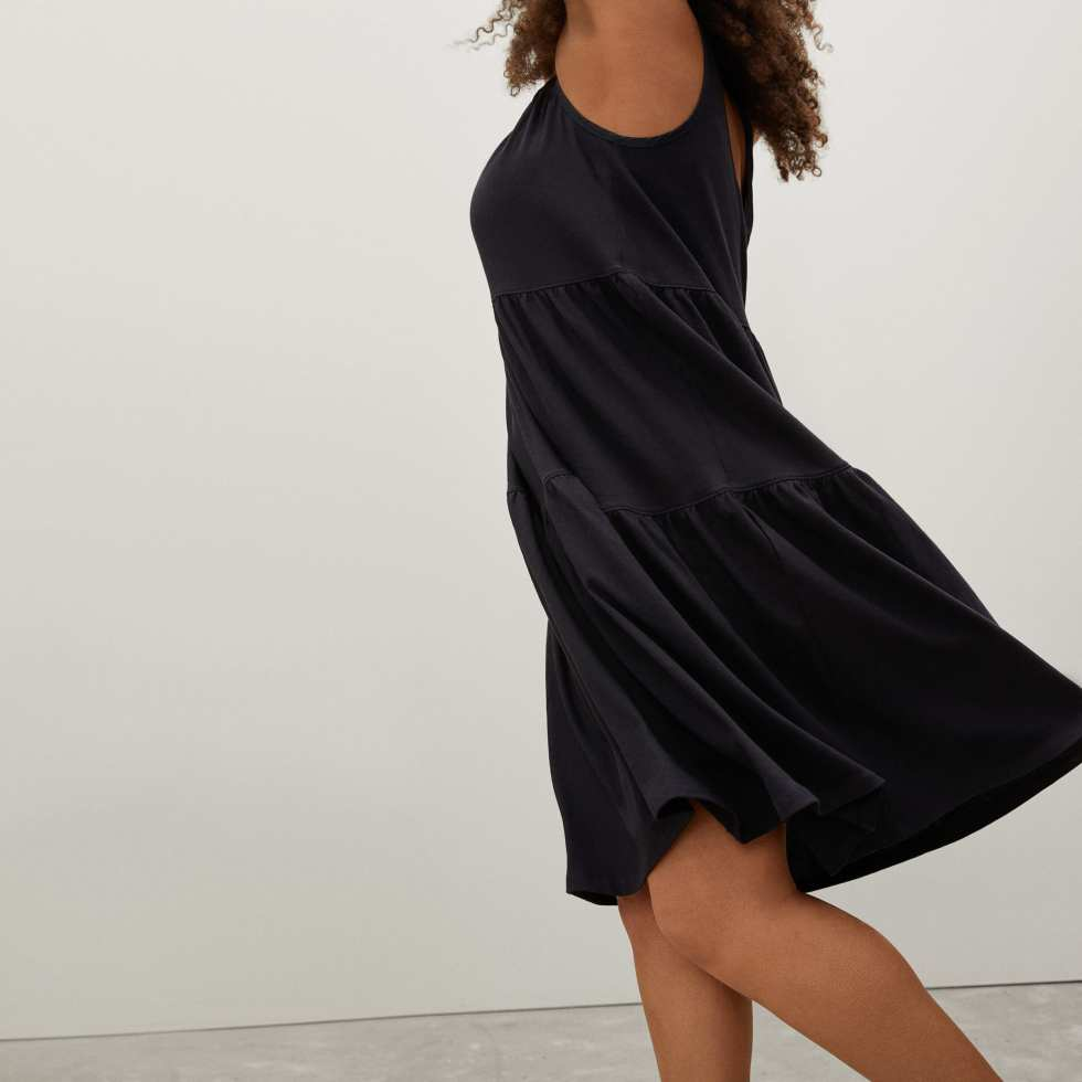 Sustainable Dress from Everlane