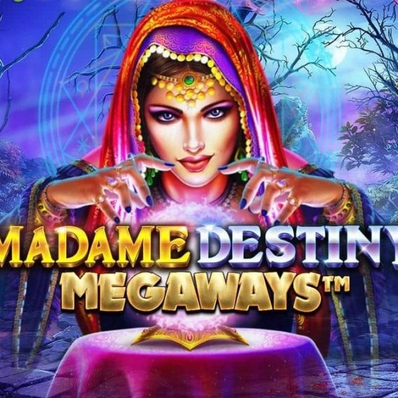 Madame Destiny Megaways Slot