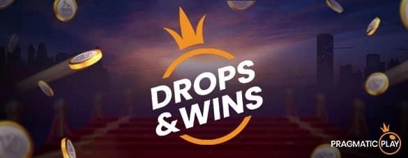 Bacana play -Pragmatic Play Drops and Wins Promo Banner