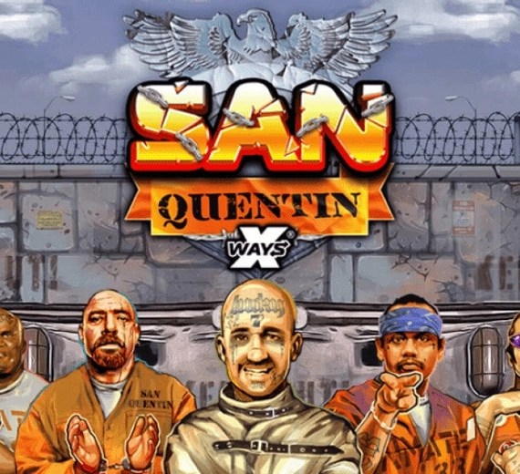 San Quentin xWays Slot Review
