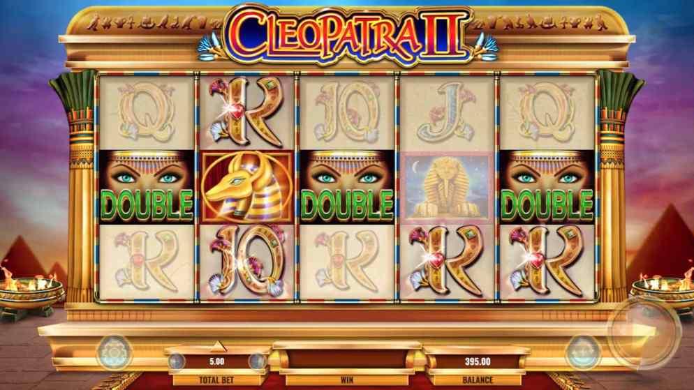 Cleopatra 2 - double wild