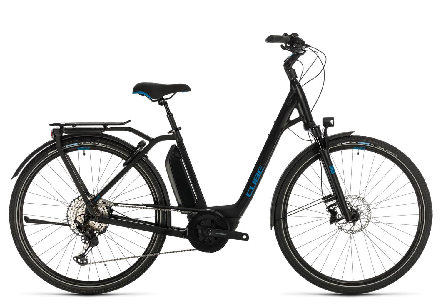 Cube Town Sport Hybrid Exc 500 Wave