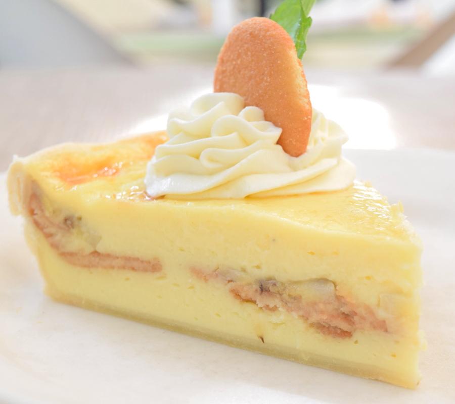 Banana Pudding Pie - Lucky 32