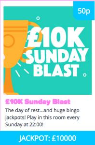yay bingo jackpots