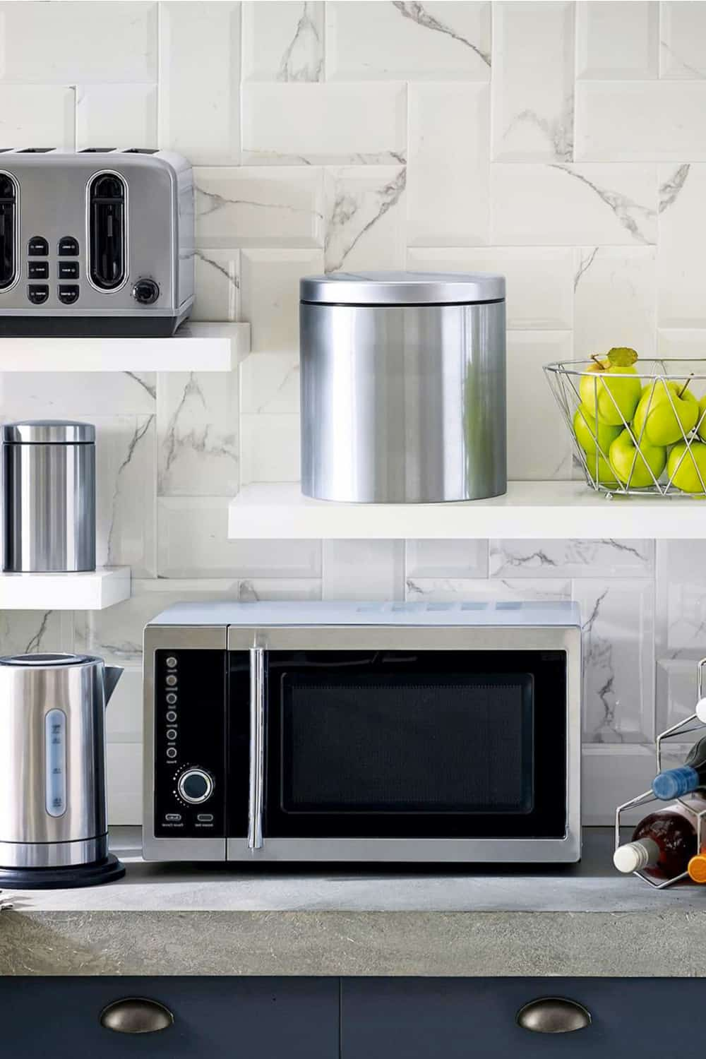 small countertop microwave reviews