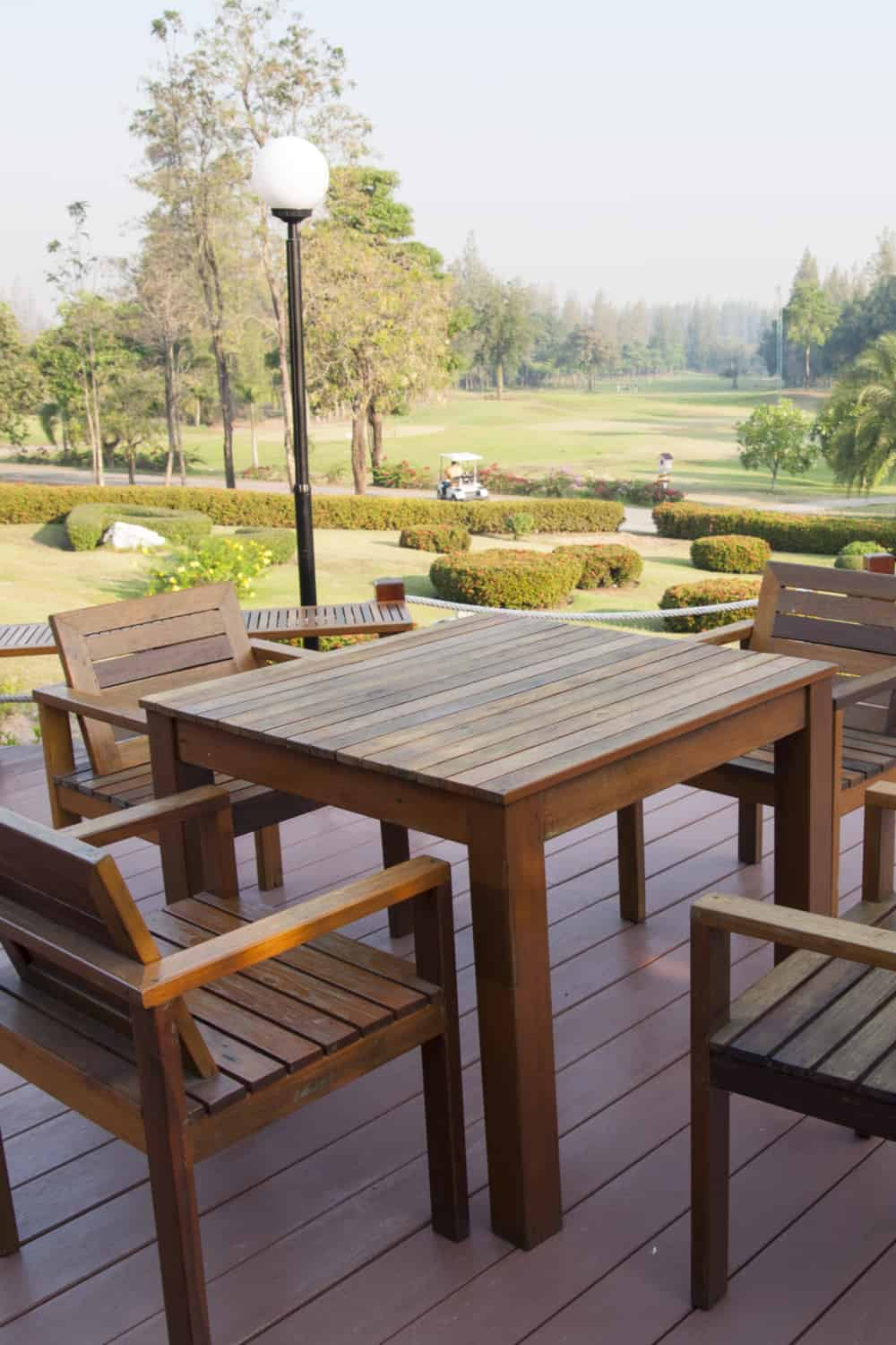 17 homemade outdoor dining table plans