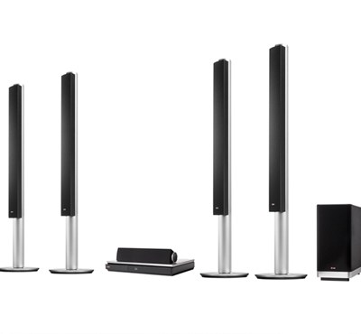 Home Theater LG Blueray 3D Smart Tipe BH9540TW