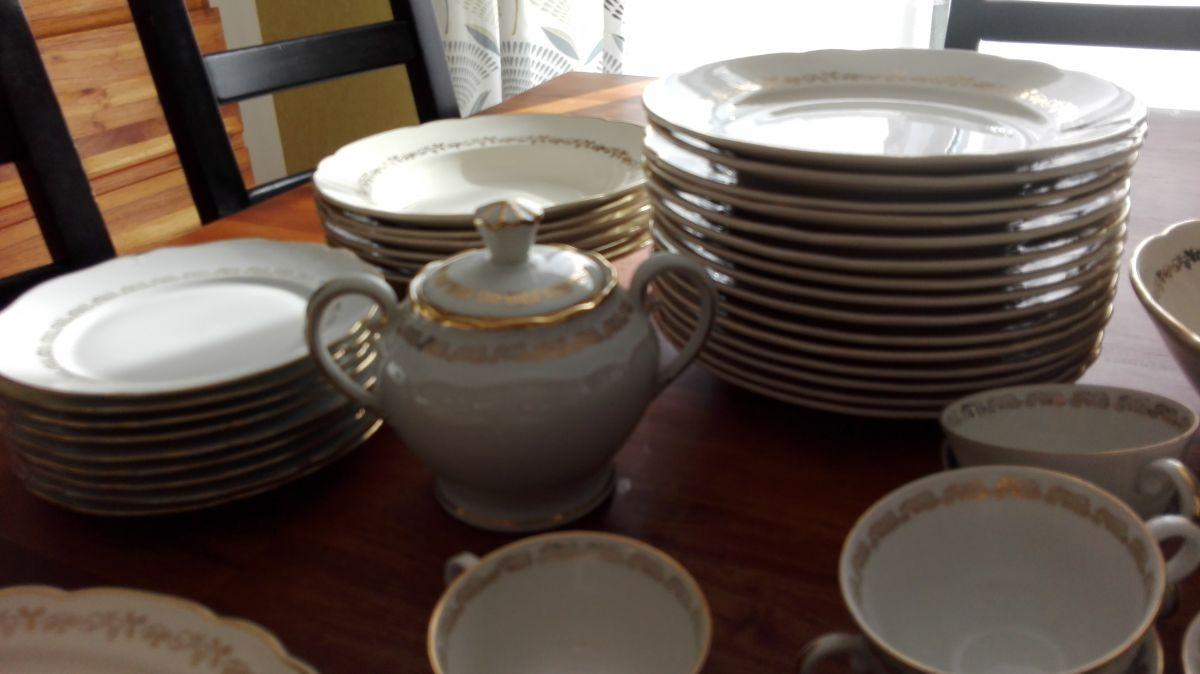 service porcelaine villeroy et boch n 7201