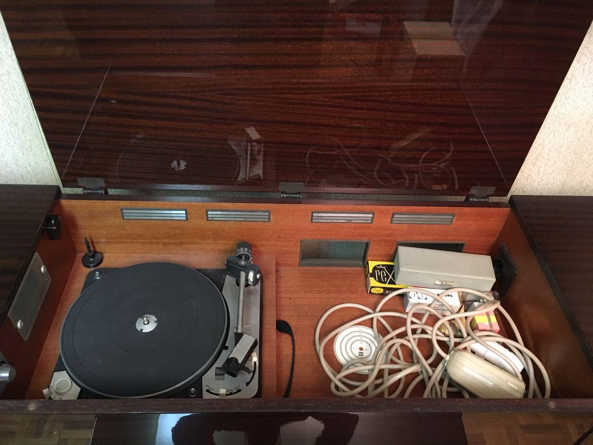 meuble hifi vintage saba