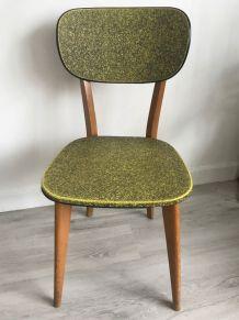 chaises vintage occasion luckyfind