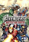 Marvel Avengers Battle for Earth (Xbox360)