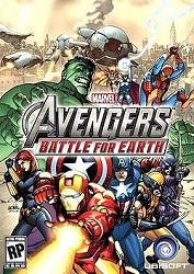 Marvel Avengers Battle for Earth (Xbox360)