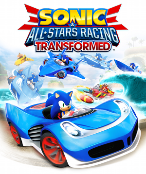 Sonic & All-Stars Racing Transformed (PS3-XBox360)
