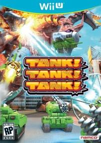Tank! Tank! Tank! (WiiU)