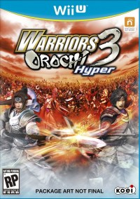 Warriors Orochi 3 Hyper (WiiU)