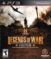 Legends of War Patton (PS3)
