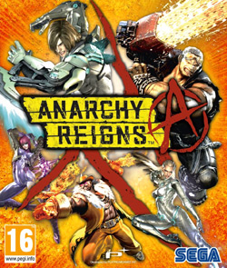 Anarchy Reigns (PS3-XBox360)