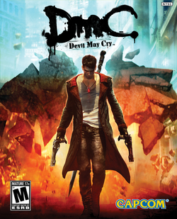 DmC Devil May Cry (PS3-XBox360)