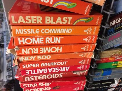 Atari games!