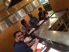 بمطعم طوكيو