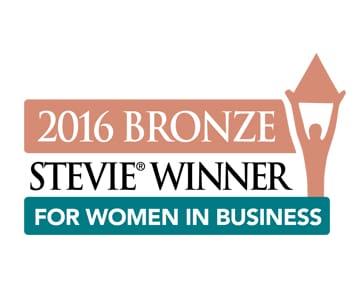 Stevie Award Women in Business