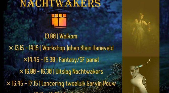 Longlist 'Nachtwakers'