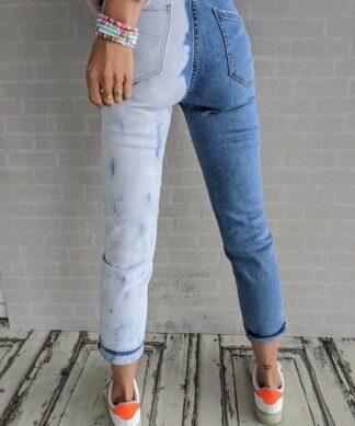 Jeans BICOLOR – slimfit – SALE