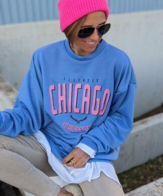Oversizesweater CHICAGO – versch. Farben SALE