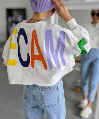 Crop Sweater BECAME – versch. Farben SALE