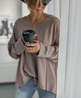 Pullover SOFT KNIT – versch. Farben