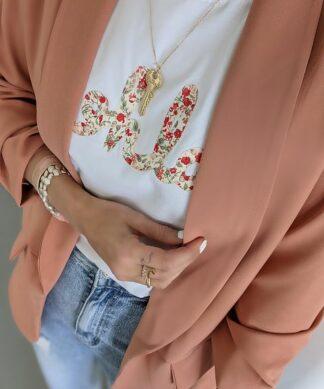 Shirt Ohlala FLEUR – versch. Farben