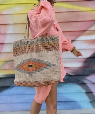 Shopper AT THE BEACH – versch. Farben