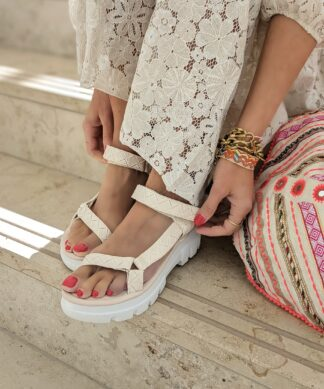 Sandale URBAN TREKKING – beige