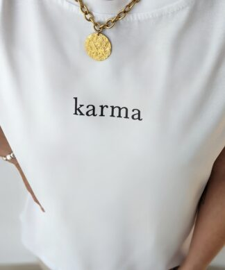 T-Shirt KARMA strikes back