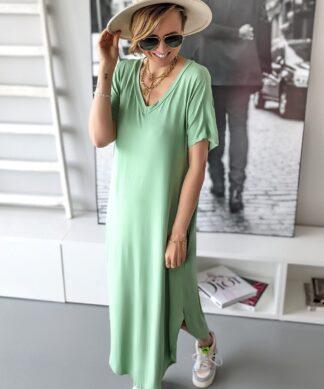 Langes T-Shirt Dress PRETTY COOL