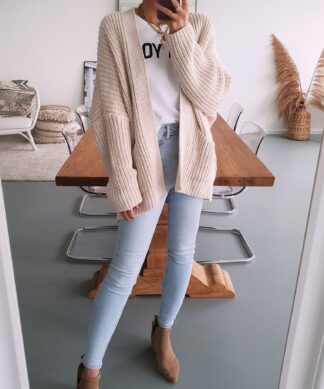 Jeans Skinny Fit -super high rise ALICE