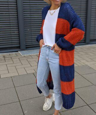 leichter Sweater RUNDHALS BASIC BUT BEAUTIFUL – AUTUMN COLOURS