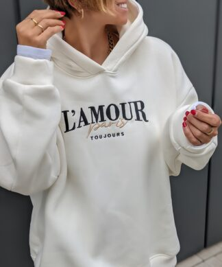 Hoodie L'AMOUR TOUJOURS