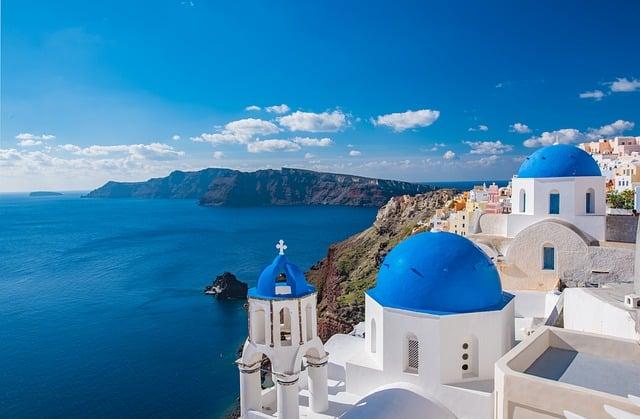 world's romantic resorts, greece honeymoon, honeymoon packages greece