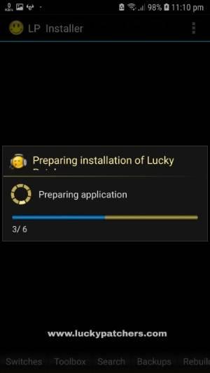 Lucky Patcher Installation Preparation