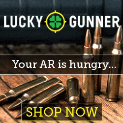 Lucky Gunner 223 Ammunition