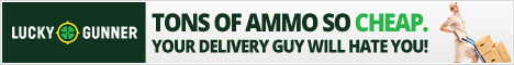 Get cheap bulk ammo at Lucky Gunner