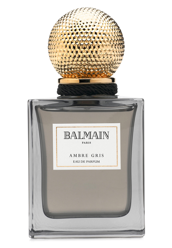 Balmain Ambre Gris (image courtesy of LuckyScent)