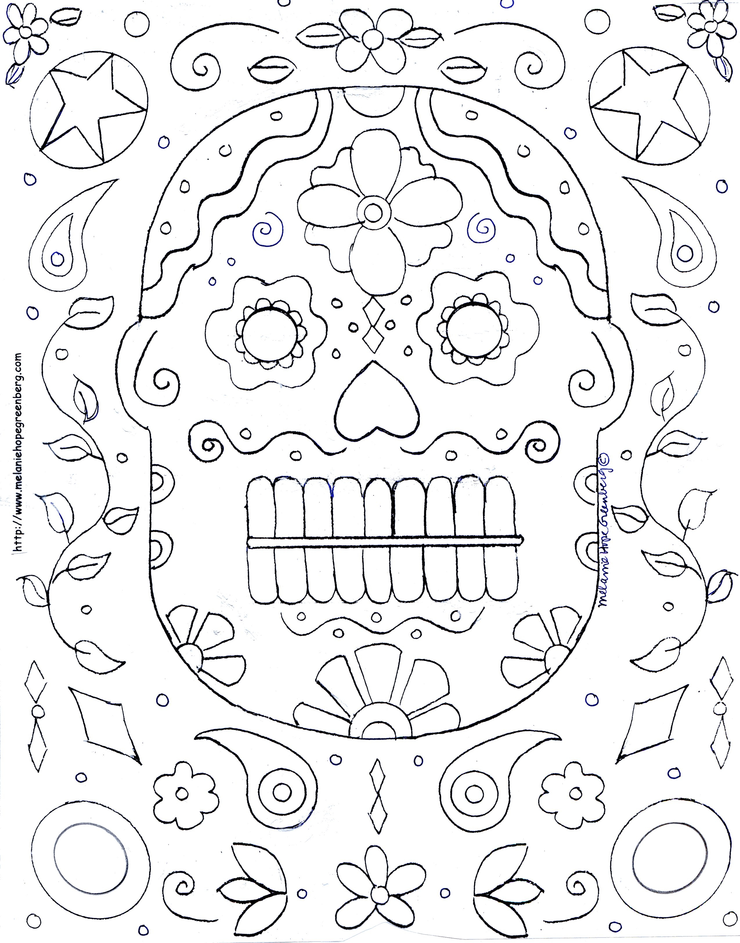 25 Coloring Pages For Middle School Collection