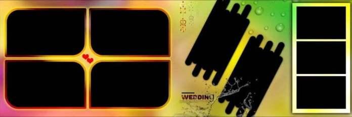 New 2019 Wedding Album Design